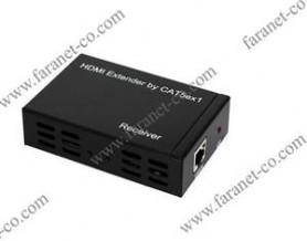 گیرنده 100 متری HDMI تحت شبکه فرانت FN-V191R