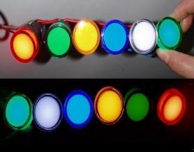 چراغ سیگنال قرمز / زرد/ سبز 220 ولت