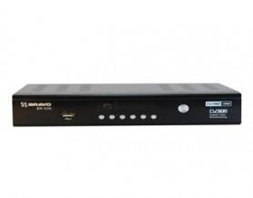 Bravo BR-535 DVB-T2گیرنده دیجیتال براوو مدل BR-535