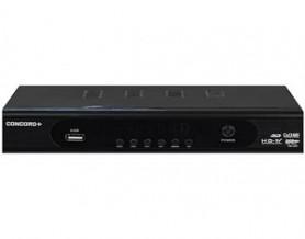 Concord Plus DB-2207 DVB-T2گیرنده دیجیتال کنکورد پلاس مدل DB-2207