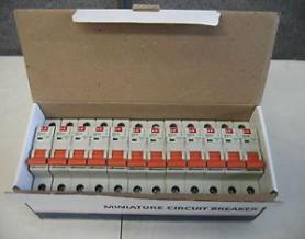 فیوز مینیاتوری ال اس  تکفاز  10 آمپر  MCB - LS